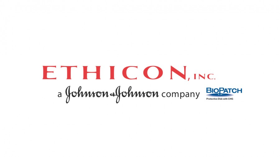 Ethicon Biopatch logo